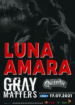 Luna Amara live la Quantic