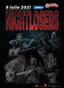 Nightlosers live la Quantic