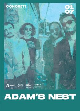 Iasi: Adam's Nest • CONCRETE Open Air Series • 01.07 • Acaju