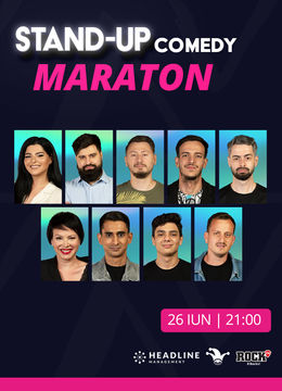 The Fool: Stand-up comedy MARATON