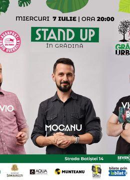 Stand-up în Grădina w/ VIO   MOCANU   VICTOR BABA