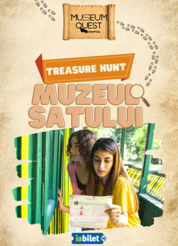 Museum Quest: Treasure Hunt la Muzeul Satului