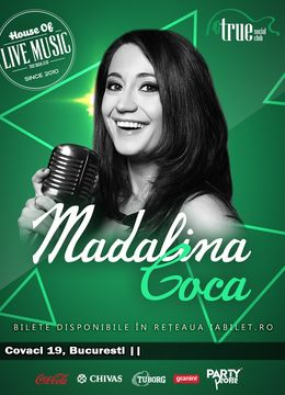 Concert Madalina Coca