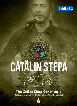 The Coffee Shop Music - Concert Catalin Stepa