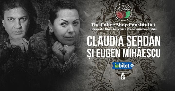The Coffee Shop Music - Concert Claudia Serdan & Eugen Mihaescu