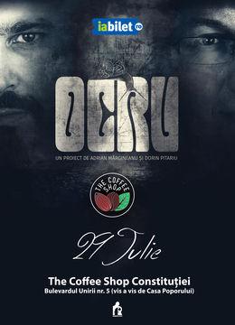 The Coffee Shop Music - Concert OCRU