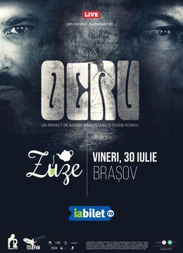 Brasov: Concert OCRU la Zuze