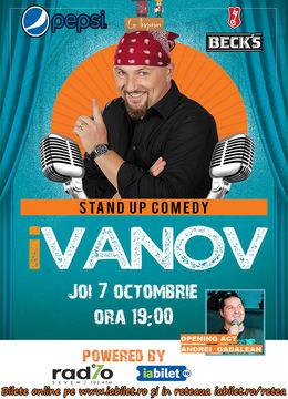 iVanov Stand-up Comedy