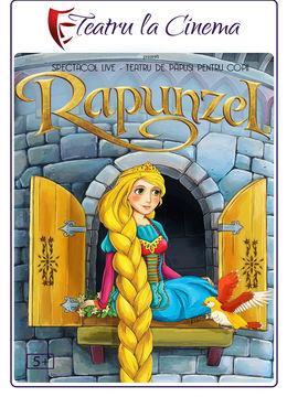 Rapunzel la Grădina CoOperativa