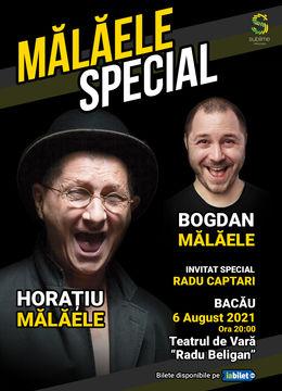 Malaele Special @ Bacau