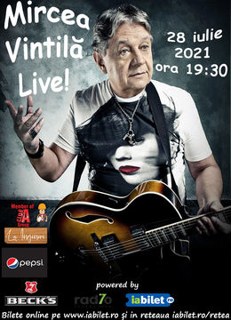 Mircea Vintilă live!