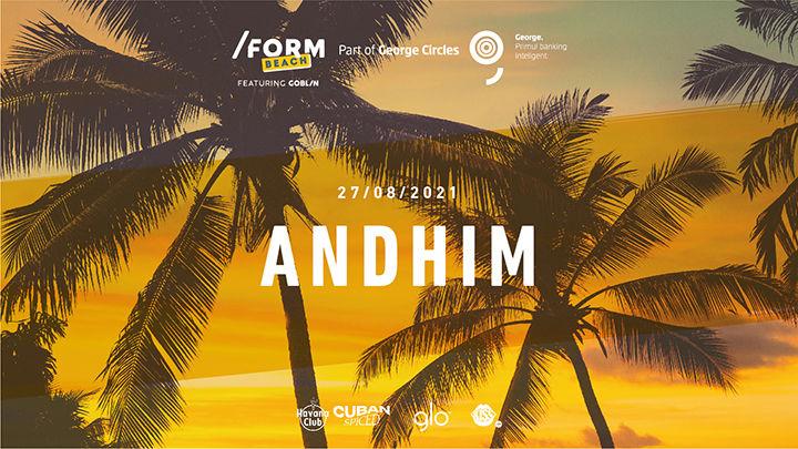 Andhim at /FORM Beach
