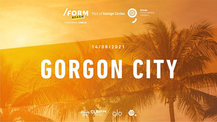 Gorgon City at /FORM Beach