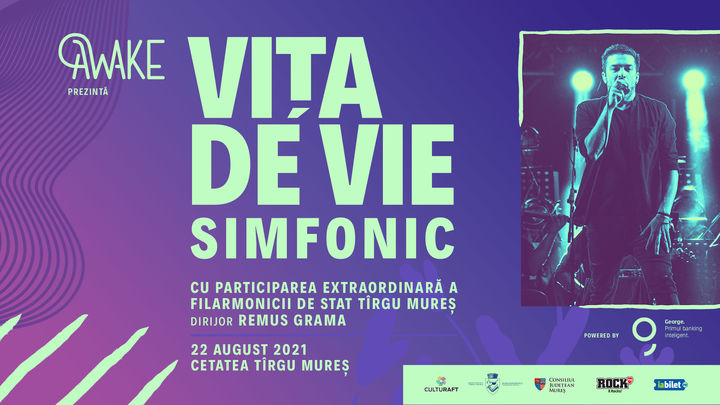 AWAKE presents Vita de Vie Simfonic