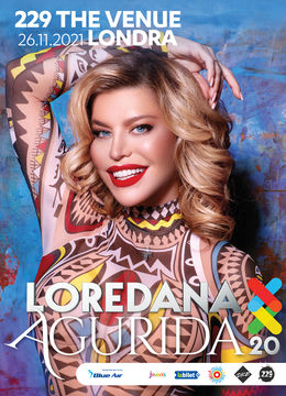 Londra: Loredana -  Agurida