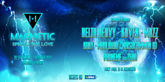 Magnetic Festival – Spread the love