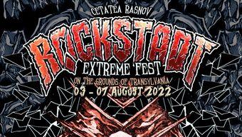Rockstadt Extreme Fest 2022 - Ticket Exchange - Bilete de hârtie (biletele negre)