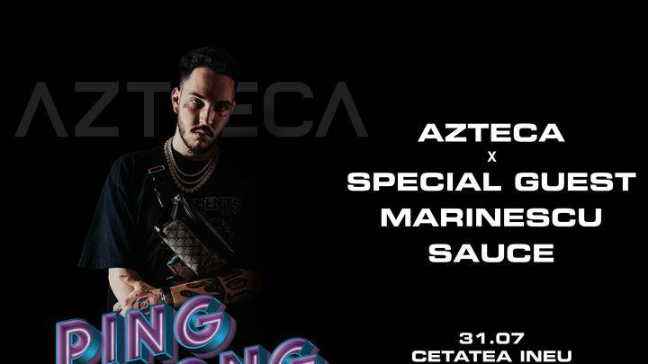 PingPong Nights x AZTECA