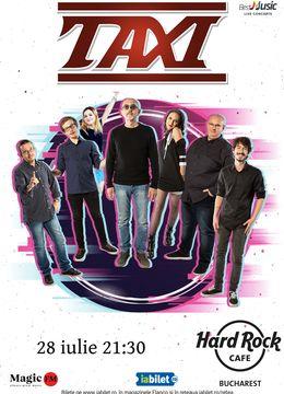 TAXI canta la Hard Rock Cafe