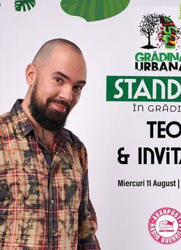 Teo & Invitatii | Stand Up în Grădină | Second Show
