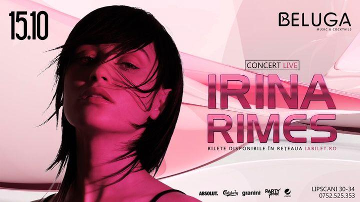 Concert Irina Rimes in Beluga Submarine