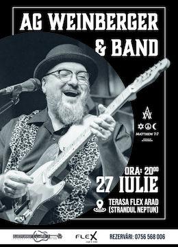 Arad: AG Weinberger&Band