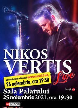 Concert Nikos Vertis