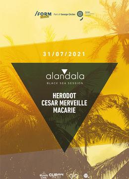 Alandala at /FORM Beach