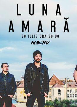 Arad: Luna Amara - live la Nerv