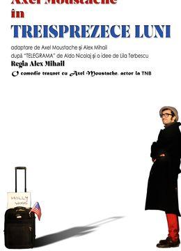 Brasov: Treisprezece luni by Axel Moustache
