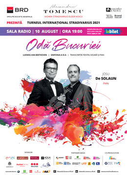 Sala Radio: Turneul internațional Stradivarius 2021