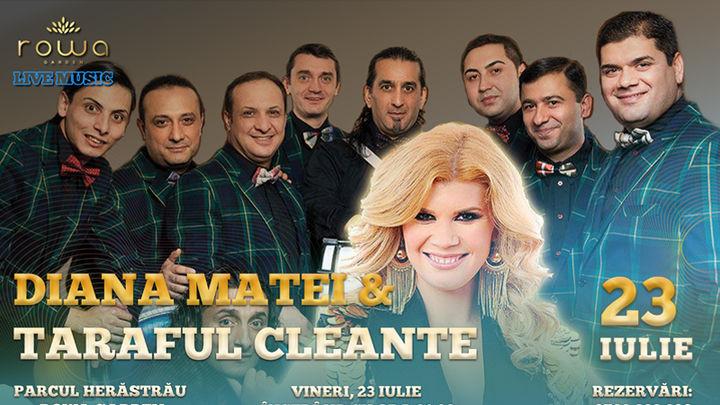 Diana Matei & Taraful Cleante - live in Herastrau Park