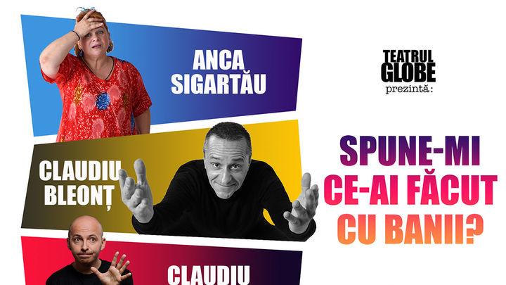"""Alba-Iulia: """"Spune-mi ce-ai făcut cu banii"""""""