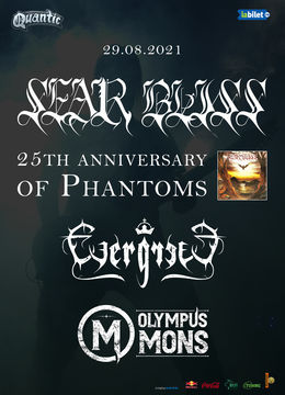 Concert SEAR BLISS // EvergreeD // Olympus Mons
