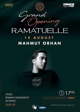Grand Opening Ramatuelle - Mahmut Orhan