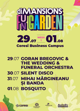 Brasov: Weekend pass 1: Goran Bregovic, Mărgineanu, Bosquito