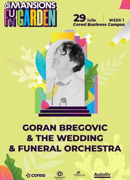 Brasov: Concert Goran Bregovic