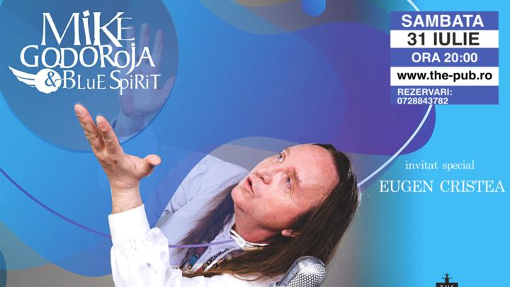 Concert Mike Godoroja & The Blue Spirit live la Universitate