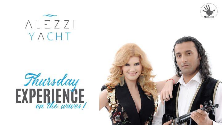 Alezzi Yacht: Diana Matei & Taraful Cleante live