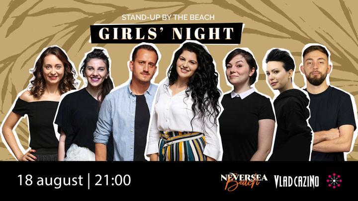 Stand-up by the Beach - Girls' Night + Mane & Cîrje