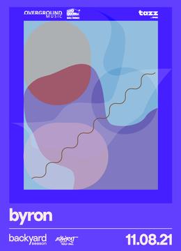 byron • Backyard Season 2021