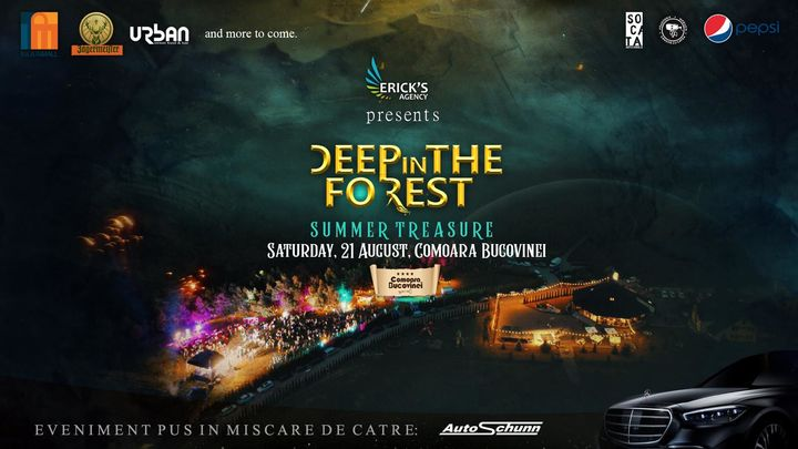 Deep In The Forest: Summer Treasure