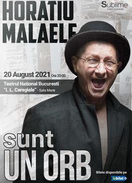 Sunt un orb - Horațiu Mălăele @Teatrul Național București