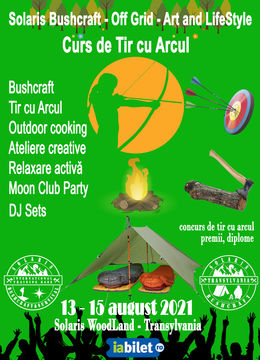 Curs de Tir cu Arcul - Inițiere în Bushcraft & Survival - Party