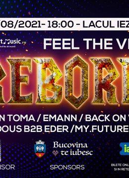 Feel The Vibe: Reborn