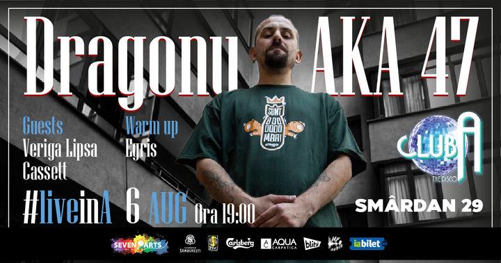 Concert DRAGONU AKA 47 #liveinA