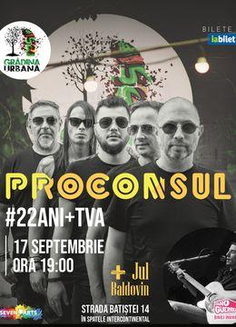 Proconsul #22 ANI + TVA | Jul Baldovin