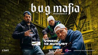 Concert B.U.G. Mafia la Romexpo