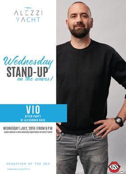 Alezzi Yacht: Vio - Stand-up on the sea