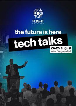 Tech Talks at Flight Festival 2021